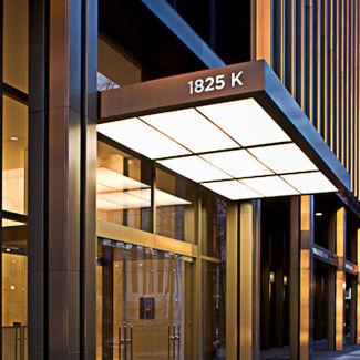 1825 K Street NW Exterior