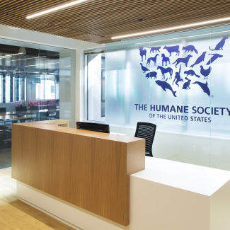 Humane Society Reception